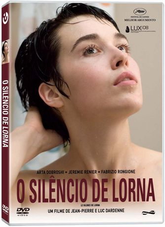 """Filme em DVD: O Silêncio de Lorna """"Le Silence de Lorna"""" - NOVO!"""
