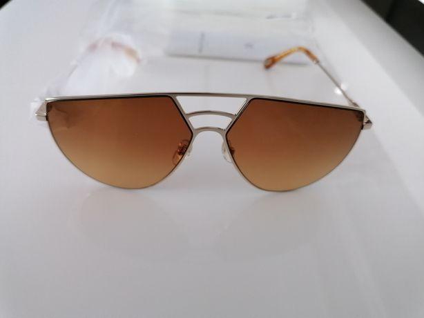 Chloe óculos de sol novos e originais