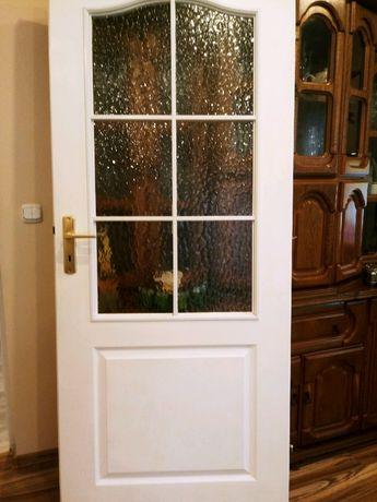 Drzwi Białe zestaw