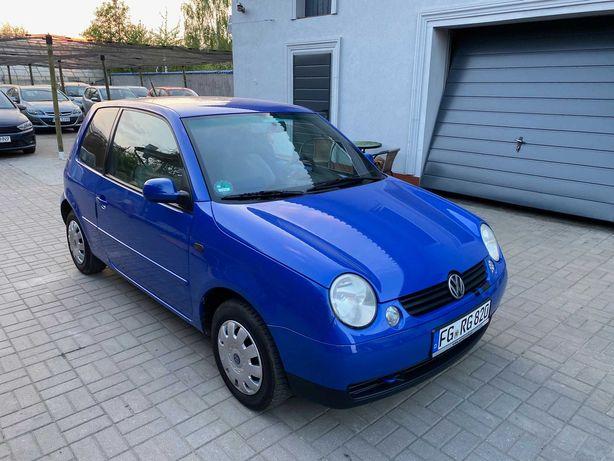 VW Lupo 1.0 MPI 50 KM sprowadzony 2001 zarejestrowany parktronic