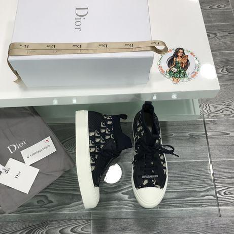 Кеды кроссовки Dior