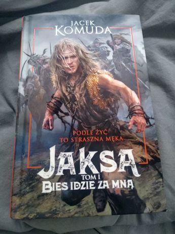Jaksa bies idzie za mną tom I Jacek Komuda