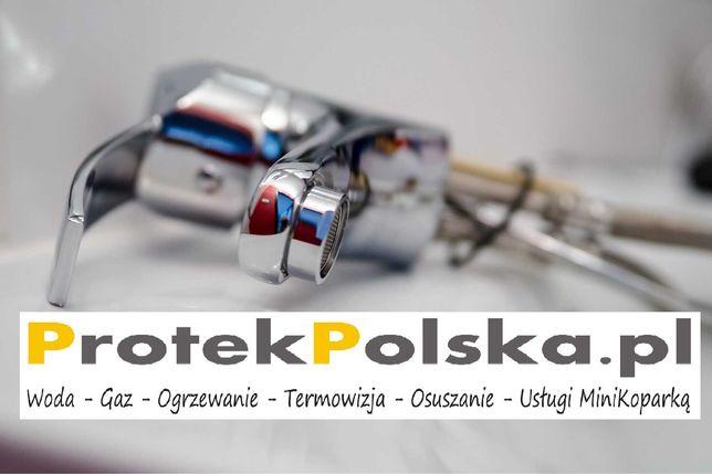 ProtekPolska.pl - Hydraulik / Gazownik / Udrażnianie / Montaż kuchenki