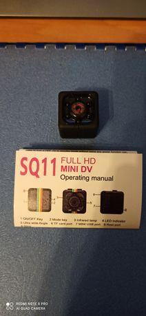 Mini kamera HD, wideorejestrator,czujnik ruchu, rejestrator