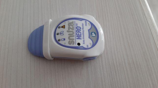 Detektor monitor oddechu Snuza Hero