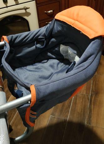 Портативне крісло для годування