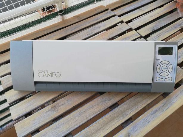 Plotter de Corte   Silhouette CAMEO + base + acessórios