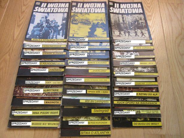 II Wojna Światowa seria zeszytów wydawnictwo KAW