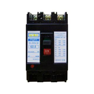 Автоматический выключатель ВА-2004/60 3P 60А