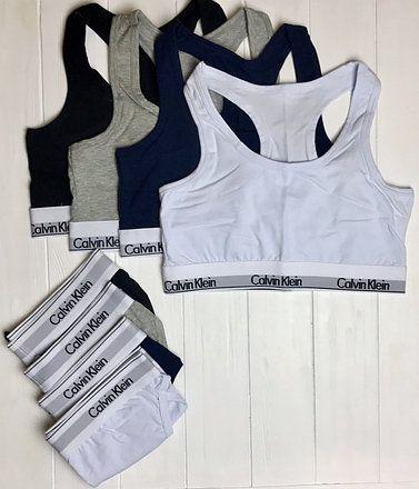 Zestaw sportowy dla kobiet Calvin Klein + opakowanie na prezent