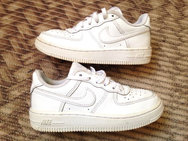 Кроссовки Nike Air Force 1 Low 27р.кожа.сост.отл.оригинал