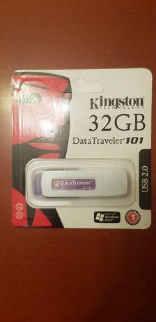 Kingston pendrive data traveler 32 GB nowy okazja zapakowany