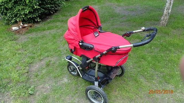 wózek maxi-cosi 3w1