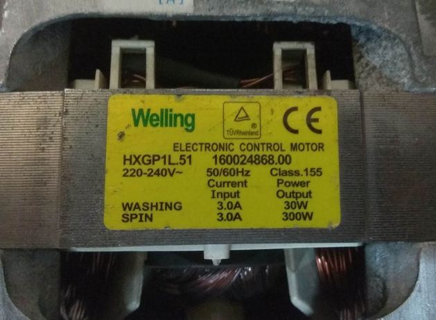 Двигатель Indesit Welling HXGP1L.51 160024868.00