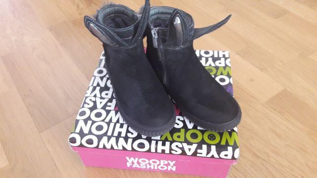 Демисезонные ботинки Woopy, p 30