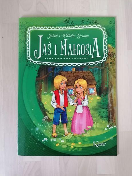 Jaś i Małgosia A4 Baśnie braci Grimm