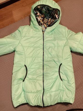 Продам женскую курточку ( двухсторонняя ) Весна- очень! Торг!