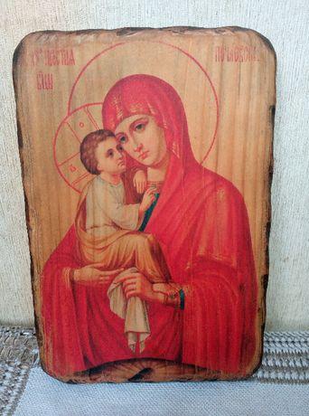 Икона Почаевская Божьей Матери.