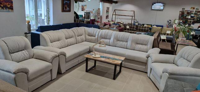 """Кутовий диван """"БУКЛІН 32"""" універсальний розкладний"""