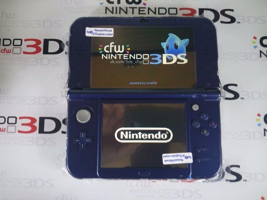 Взлом, Прошивка Switch/3DS/2DS/WiiU/PS Vita любой версии