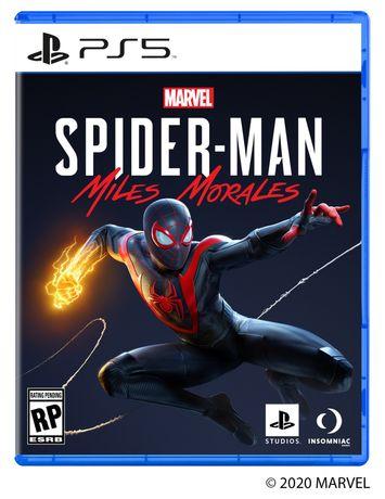 Spider Man Miles Morales PS5