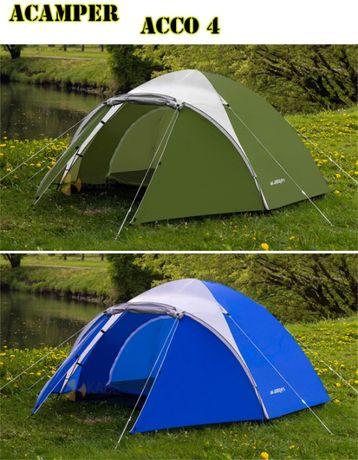 Палатка Намет Acamper ACCO 4 Pro двухслойная 4х местная
