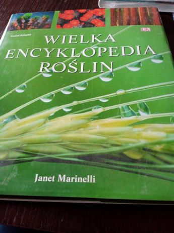 Wielka encyklopedia roslin swiat książki