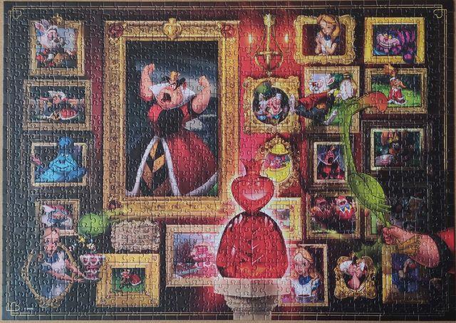 Puzzle Ravensburger Disney 1000