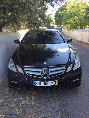 Mercedes E350 Coupe AMG