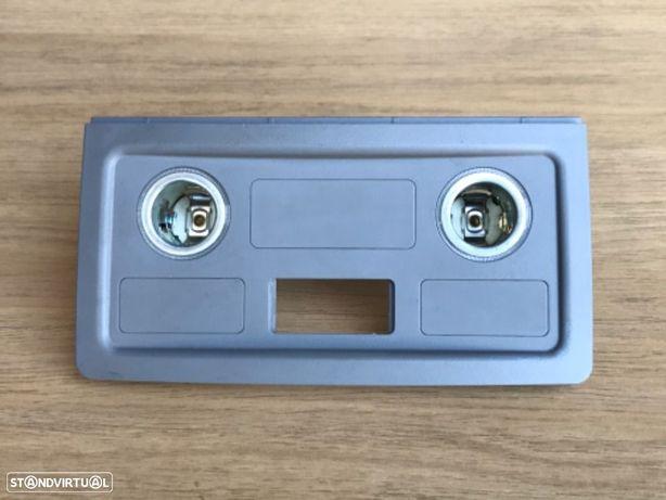 Falso Botão - Base Isqueiro BMW 520 D de 04 a 08