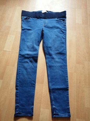 Spodnie ciążowe dżinsy rurki Skinny