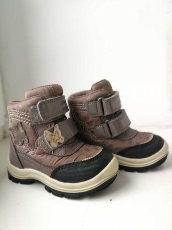 Зимове термо Взуття дитяче Geox 20 розмір