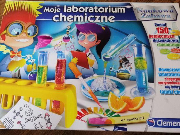 Moje laboratorium chemiczne+Pracownia kuchennych eksperymentów