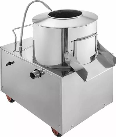 Maquina de descascar batatas