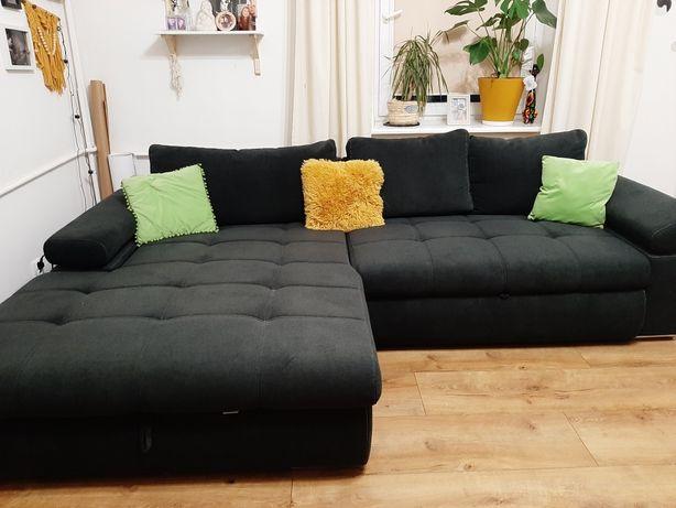 Narożnik kanapa sofa wypoczynek
