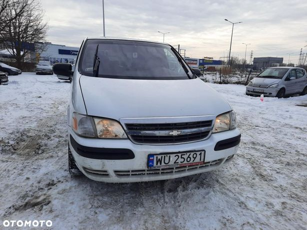 Chevrolet Venture  3.4 Benzyna  2001 R.  Automat  7 Osobowy