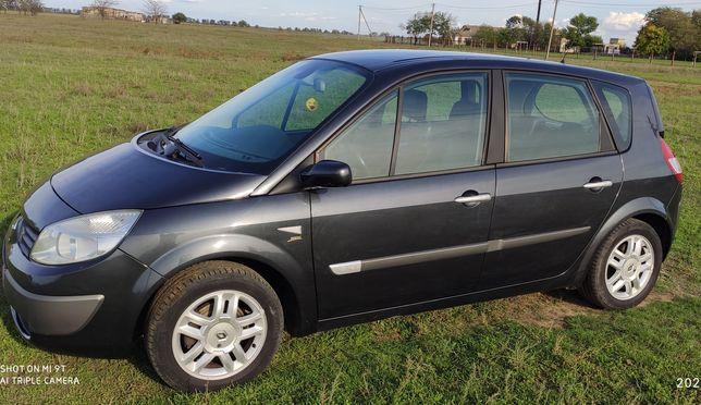 Renault scenic 2 в отличном состоянии