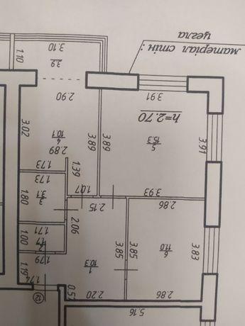 Зданий комплекс,Центр, 2-х кімнатна квартира