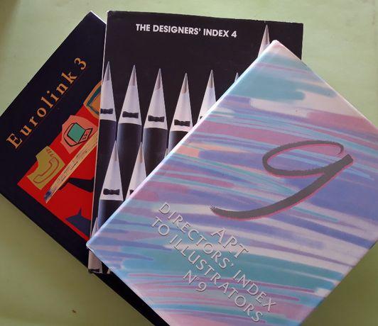 Livros de Design e Ilustração