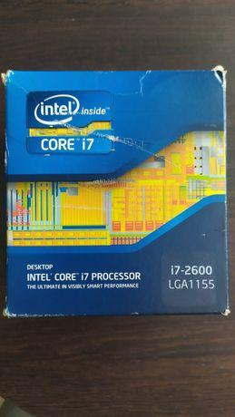 procesor i7 + płyta główna + RAM 8GB + chłodzenie