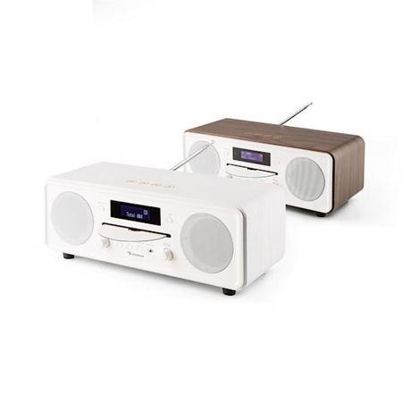Radio internetowe ,odtwarzacz CD ,Bluetooth , DAB+/UKW