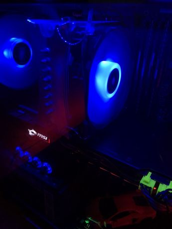 Башенное охлаждение процессора deep cool