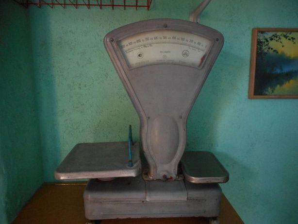 Продам весы циферблатные