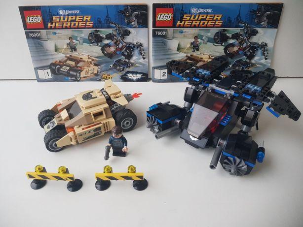 Lego Super Heroes 76001