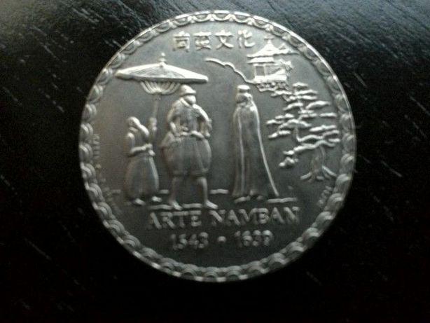 Moedas 200 escudos em Prata