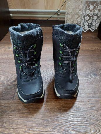 Зимние ботинки том м 28 размер