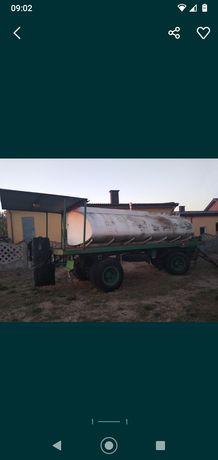 Beczka na paliwo 11 tys litrów + dystrybutor Adast