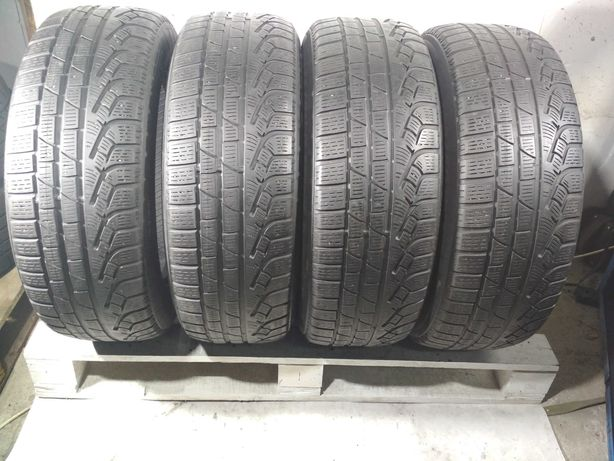 Зима 225/60 R17 pirelli sotto zero winter 210 rft, ціна комплекта 3000