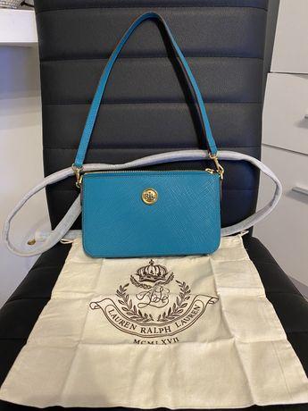 Nowa torebka Ralph Lauren