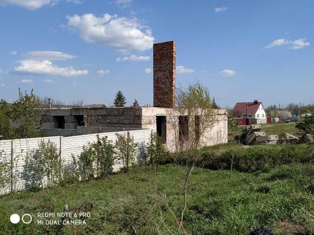 Недостроенный дом (кв.Ольховский)